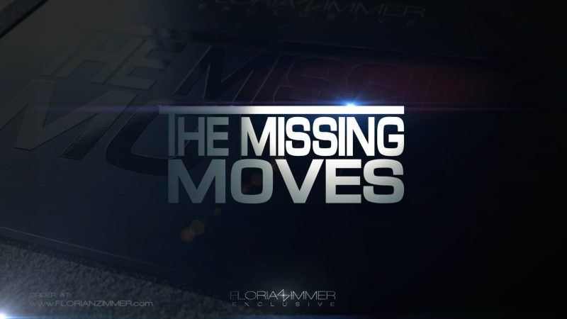 The Missing Moves by Florian Zimmer