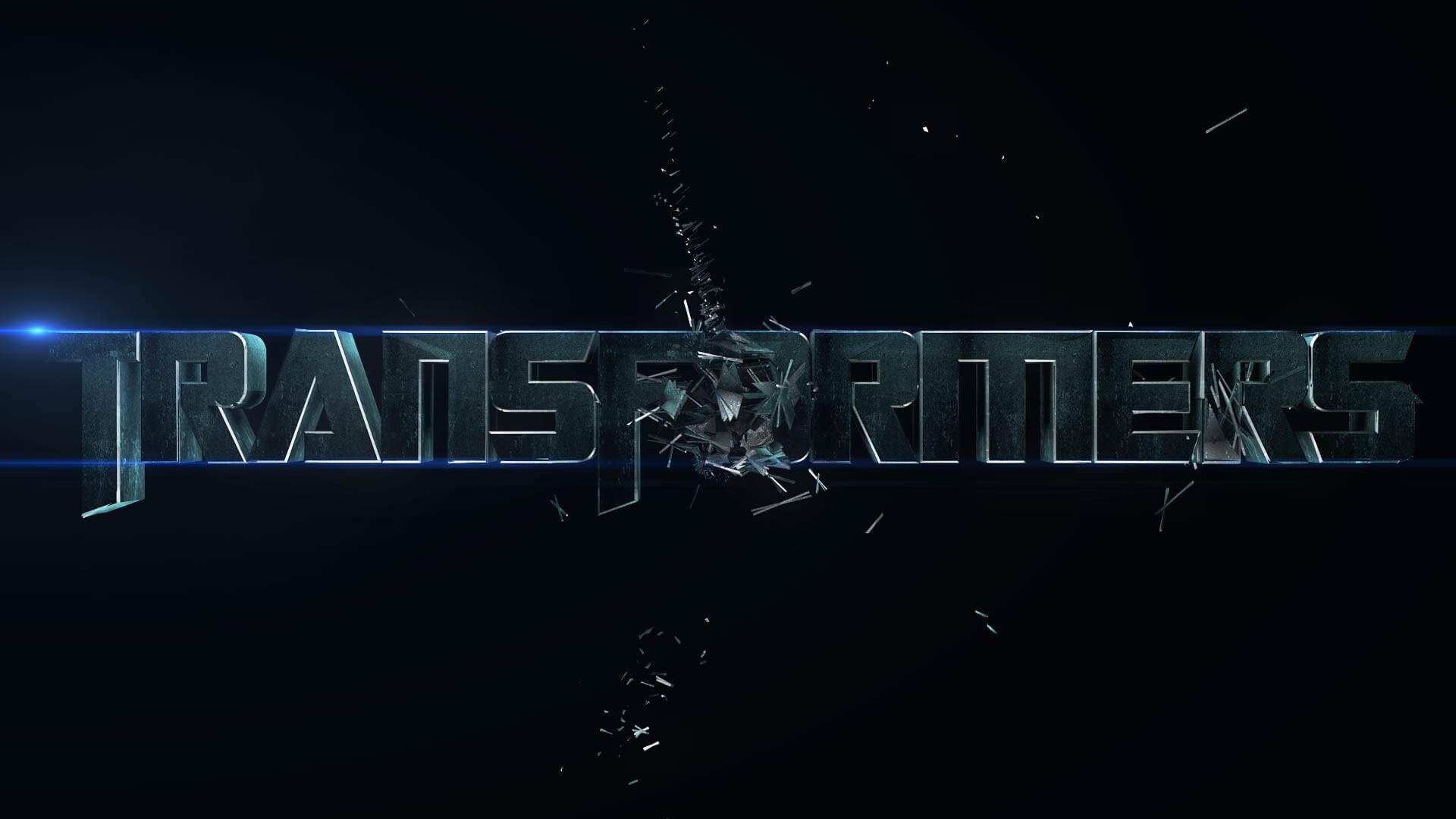 Transformers Short Movie Logo