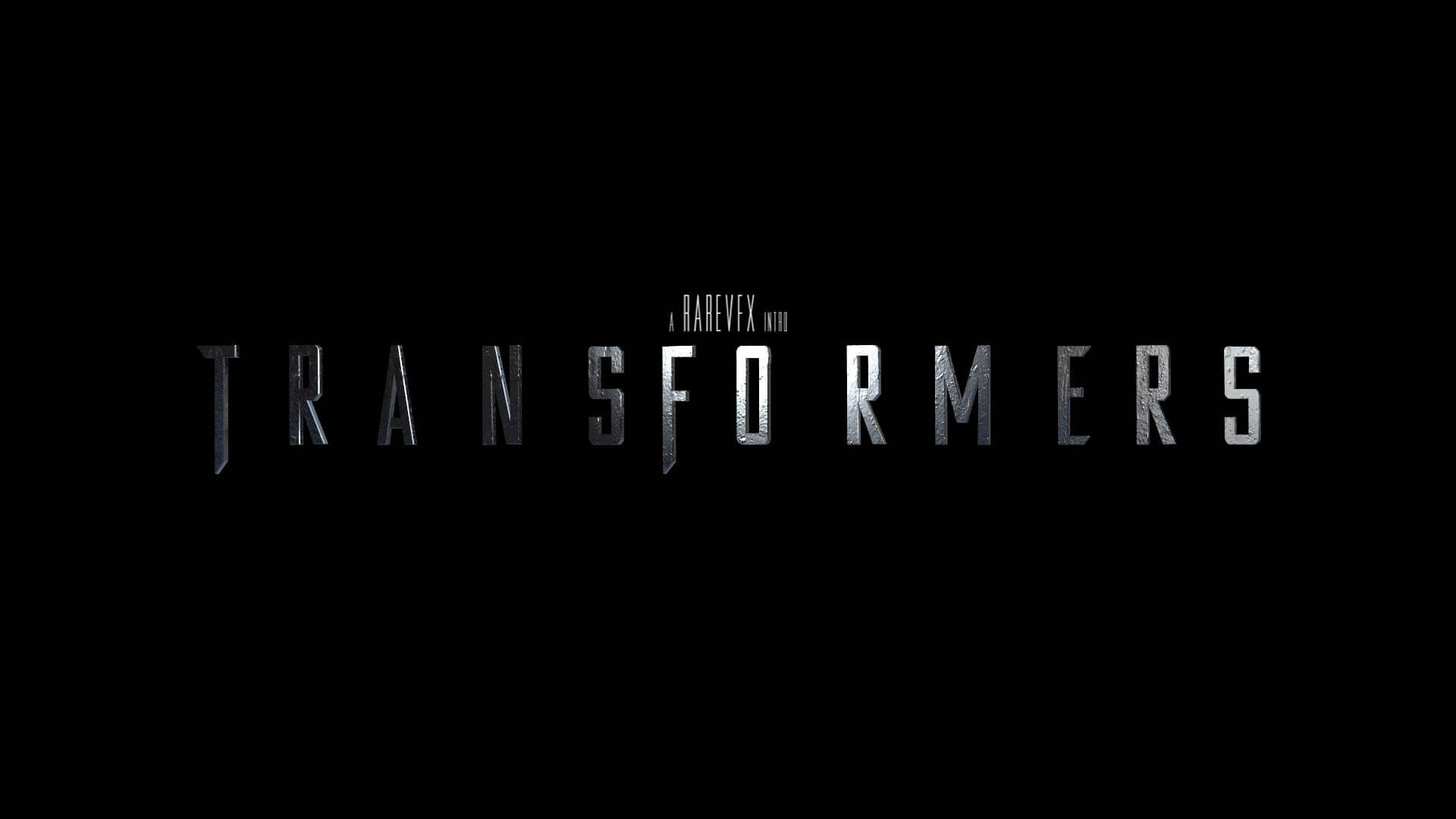 Transformers Age of Extinction Title
